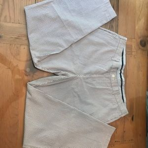 Brooks Brothers Seersucker Pants